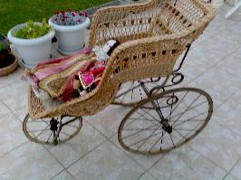 Poussette tricycle