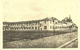Carte postale Thonon College v.1911