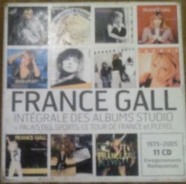 Coffret 11 CD - France Gall